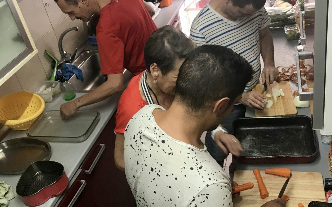 """La vivienda de apoyo al tratamiento de Grupo Martes recibe la colaboración de la Fundación """"la Caixa"""" y CaixaBank"""