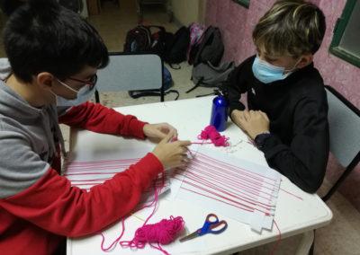 wproyecto de apoyo educativo en Burriana