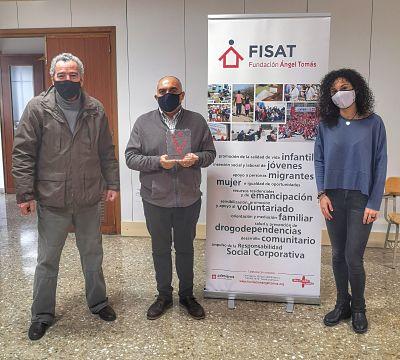 Campament Urbà Elx premiat per la Plataforma del Voluntariat de la Comunitat Valenciana com a millor projecte de voluntariat educatiu, cultural i esportiu