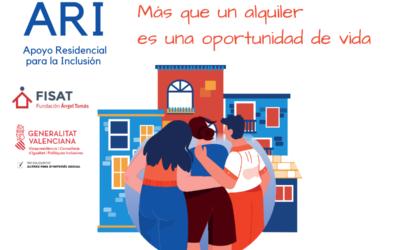 Nace ARI, un nuevo recurso para la inclusión a través del acceso a la vivienda digna