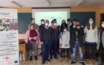 FISAT y UTE Alicante se alían para la mejora de la empleabilidad