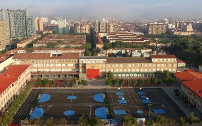 Nace el campamento urbano de Zaragoza